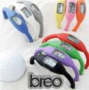 ◇【英国で25万本以上売れた時計】Breo(ブレオ)海外セレブも愛用★シリコンリストバンドウォッチ fs3gm