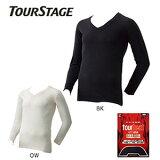 ★あす楽対応★【2012年モデル】TOUR STAGE ツアーステージ 長袖Vネックアンダーウェア 5TMT1U 10P30Nov14 annexspfblike 全品