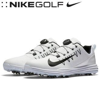 NIKE GOLF(耐吉高爾夫球)耐吉月神命令2毛皮圍巾人高爾夫球鞋849970