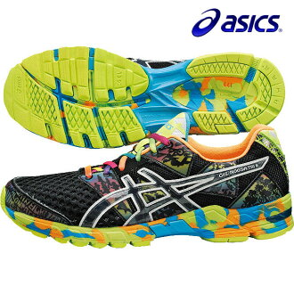 ◇ ( asics ) 13S1 ASICs running shoes ゲルヌーサ Tri 8 TJR619