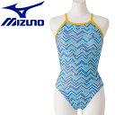 ミズノ スイム 競泳練習用ミディアムカット レディース N2MA028327