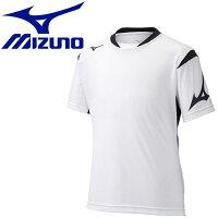 【ゆうパケット配送】 ミズノ PRソーラーカットフィールドシャツJR ジュニア P2MA914501の画像