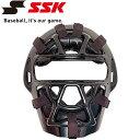 エスエスケイ SSK 野球 少年軟式用マスク C 号球対応 ジュニア CNMJ1010S-90