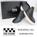 ショッピング新作 ノーネーム,NO NAME,サイドゴアスニーカー,スニーカー,靴,送料無料,ARCADE-72755