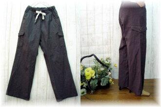 Book sale ♪ カーゴワイド pants M easy-5 L
