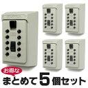 【防犯グッズ】 Keiden カギ番人 PS6 壁付固定型プ...