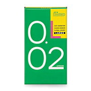 【お得な3個セット】【ジェクス】コンドーム 0.02 ラージ 6コ入 【RCP】【02P03Dec16】