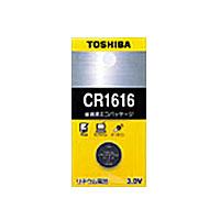 【東芝】コイン形リチウム電池CR1616EC☆家...の商品画像