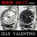 Izax Valentinoメンズウォッチ5色38,000円...