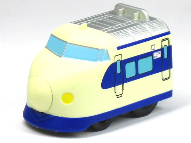 単品チョロQALWAYS三丁目の夕日'640系新幹線こだま新大阪行き