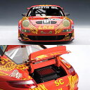No. 75 automatic art 1/18 Porsche 911 (997) GT3 RSR Endurance Asia Team 2009, Le Mans