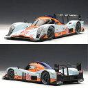 Aston Martin - オートアート 1/18 ローラ アストンマーチン No.009 ルマン24時間 LMP1クラス 2009