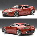 2010 automatic art 1/18 Aston Martin V12 vantage red