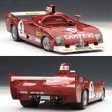 オートアート 1/18 アルファロメオ 33 TT 12 No.2 スパ1000km優勝車 1975 (ペスカローロ/ベル)