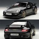 オートアート 1/18 ポルシェ 911 (997) GT2 RS ブラック