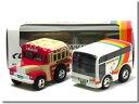 チョロQ くしろバス 2台セット