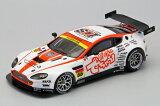 エブロ 1/43 スーパーGT 2011 トリプルa ヴァンテージ GT2 No.66
