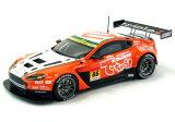 エブロ 1/43 スーパーGT 2012 トリプルa ヴァンテージ GT3 No.66