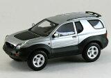 エブロ 1/43 いすゞ ビークロス 1997 シルバー