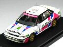 HPI 1/43 スバル レガシィ RS No.5 アクアポリス 1990