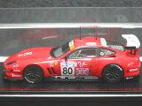 レッドライン 1/43 フェラーリ 550 マラネロ ルマン24時間 No.80