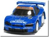チョロQ 超リアルサーキット No.2 カルソニック スカイライン R34 GT-R
