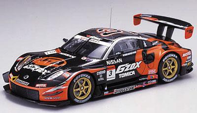 에브로1/43슈퍼 GT 2005 G'ZOX하 세미 Z No. 3