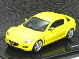 MTec 1/43 马自达RX-8 黄色[エムテック 1/43 マツダ RX-8 イエロー]