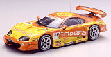 エブロ 1/43 スーパーGT 2006 TRIPLE a SARD SUPRA No.66