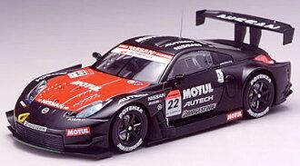 에브로1/43슈퍼 GT 2006 MOTUL AUTECH Z테스트 카 No. 22
