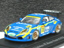 2003 Ebro 1/43 JGTC foreign countries shop Dunlop Porsche 911 GT3R No. 70