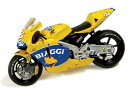Hot Wheels - イクソ 1/24 ホンダ RC211-V No.3 M.Biaggi MotoGP 2004