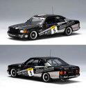 500 No. 5 automatic art 1/43 Mercedes-Benz SEC AMG spa 24 hours 1989