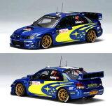 自动艺术1/43 翼豹 WRC 2007 No.7 蒙地卡罗连续对打[オートアート 1/43 インプレッサ WRC 2007 No.7 モンテカルロラリー]