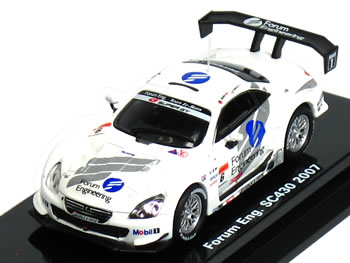 Kyosho 1  64 GT 2007 Forum Engineering SC430 Super