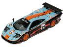 イクソ 1/43 マクラーレン F1 GTR 「Gulf」 No.39 ルマン 1997