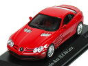 Mini-champs 1/43 Mercedes-Benz SLR McLaren red