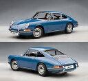オートアート 1/18 ポルシェ 911 1964 ブルー