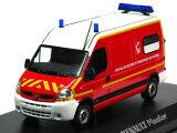NOREV 1/43 雷诺 主人VSAV 消防车2007[NOREV 1/43 ルノー マスター VSAV 消防車 2007]