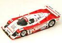 Spark 1/43 トヨタ 94CV No.1 ルマン 2nd 1994 (M.Martini/J.Krosnoff/E.Irvine)