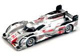 Spark 1/43 アウディ R18 e-tron quattro No.2 ルマン24時間 優勝車 2013 (A.McNish/T.Kristensen/L.Duval)