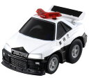 【絶版品】チョロQ Q-11 スカイライン GT-R R34 パトロールカー