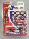 GREENLIGHT 1/64 インディ IZODシリーズ AJフォイト レーシング No.14 ロングビーチGP優勝車 2013 佐藤琢磨