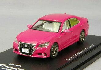 飛馬座 ε 星 1 / 64 豐田皇冠混合動力運動員 G 2013 粉紅色
