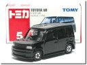 【旧番】トミカ005 トヨタ bB