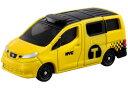 【トミカ027】日産 NV200 タクシー