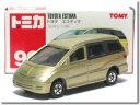 【旧番】トミカ099 トヨタ エスティマ