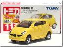 【旧番】トミカ111 スバル R1 初回特別カラー (イエロー)