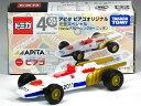 特注トミカ アピタ ピアゴ 元旦スペシャル ホンダ F1 レーシングカー ニッポン 「トミカ40周年記念パッケージ」仕様