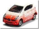 【単品】トミカ スバル R1e Switch (電気自動車) 赤/白